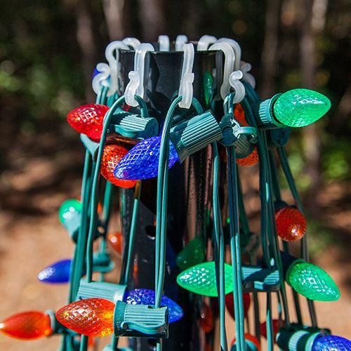 DIY Christmas Light Show  DIY Christmas Ideas Make a Tree of Lights Using a