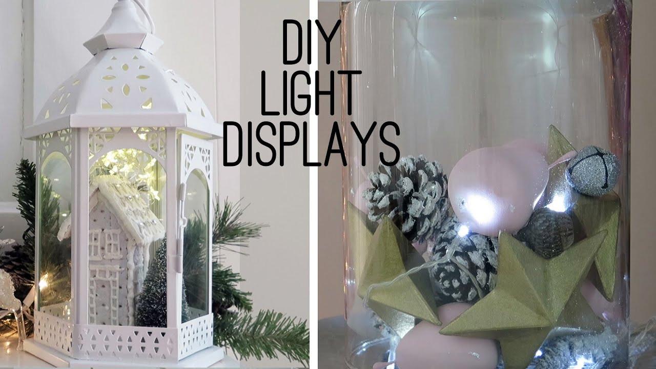 DIY Christmas Light Show  DIY Christmas Light Displays