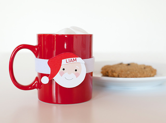DIY Christmas Mug  Personalize DIY Holiday Mugs Featured in Jo Ann Stores