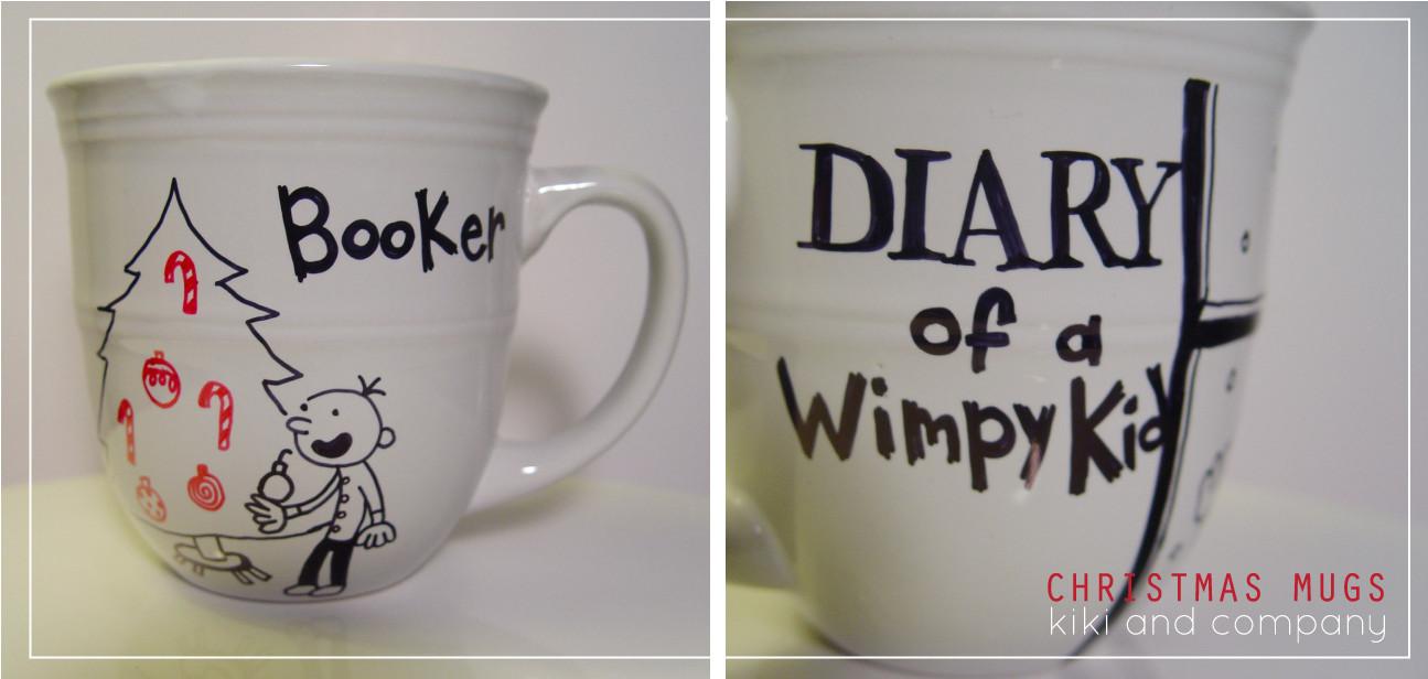 DIY Christmas Mug  DIY Christmas Mugs I Heart Nap Time