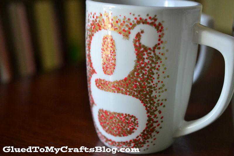 DIY Christmas Mug  How to Make Indelible Painted Mugs DIY & Crafts Handimania