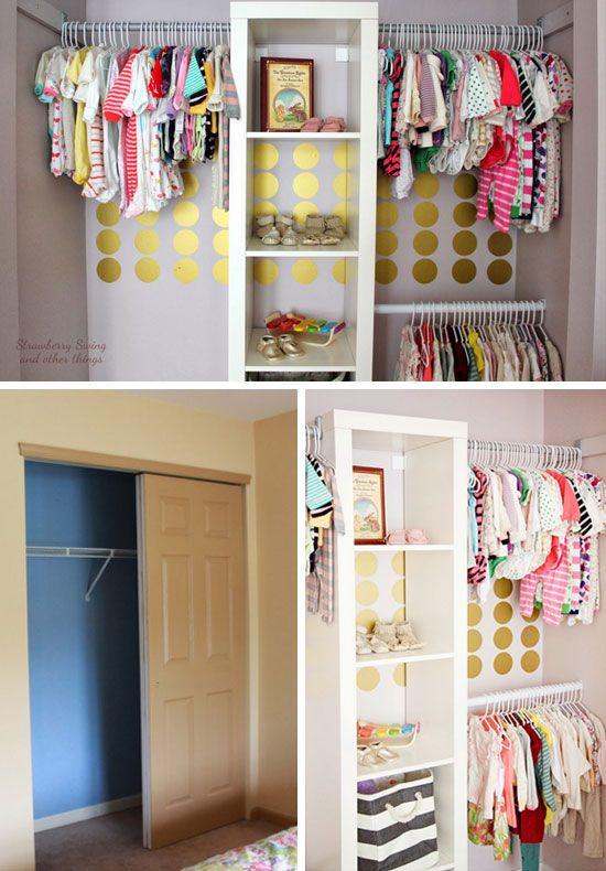 DIY Closet Organizer Ideas  20 DIY Closet Organization Ideas for the Home