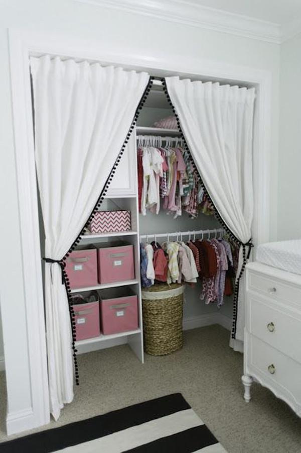 DIY Closet Organizer Ideas  diy kids closet organization ideas