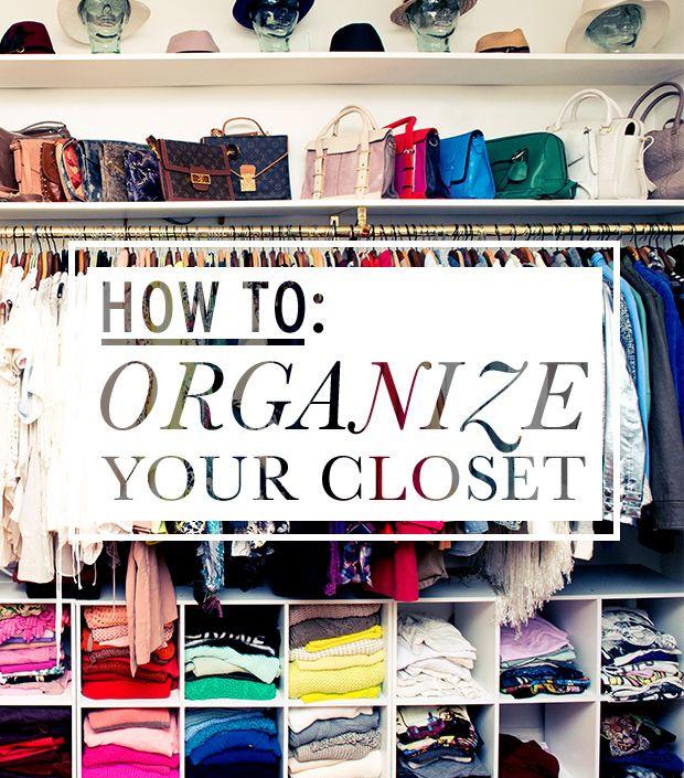 DIY Closet Organizer Ideas  106 best DIY Closet Organization images on Pinterest