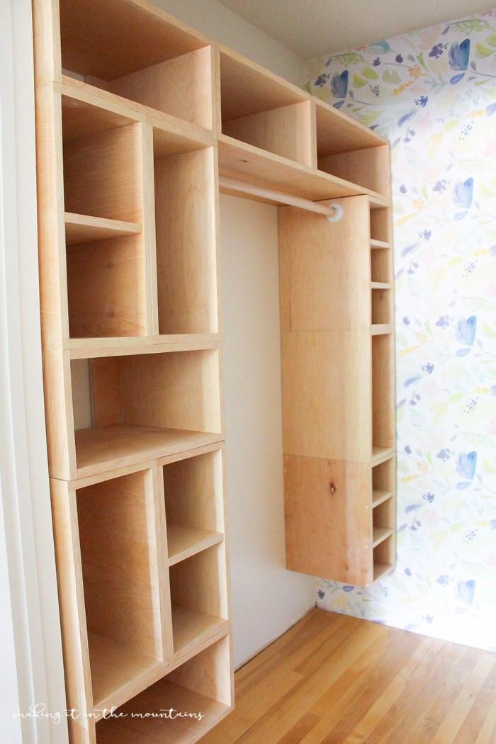 DIY Closet Organizer Ideas  DIY Closet Organizing Ideas & Projects