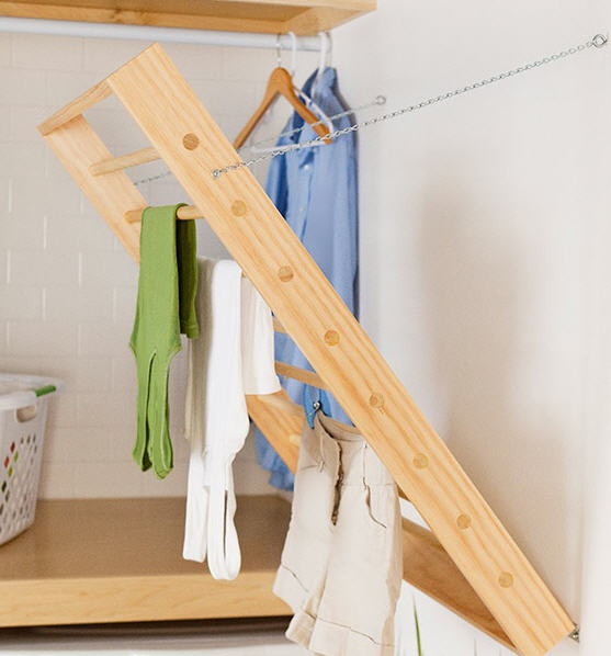DIY Clothes Drying Rack  Clothes Drying Rack Plans WoodWorking Projects & Plans