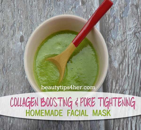 DIY Collagen Mask  Collagen Facials and Facial masks on Pinterest