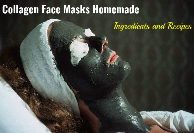 DIY Collagen Mask  Collagen Face Masks Homemade Ingre nts & Recipe