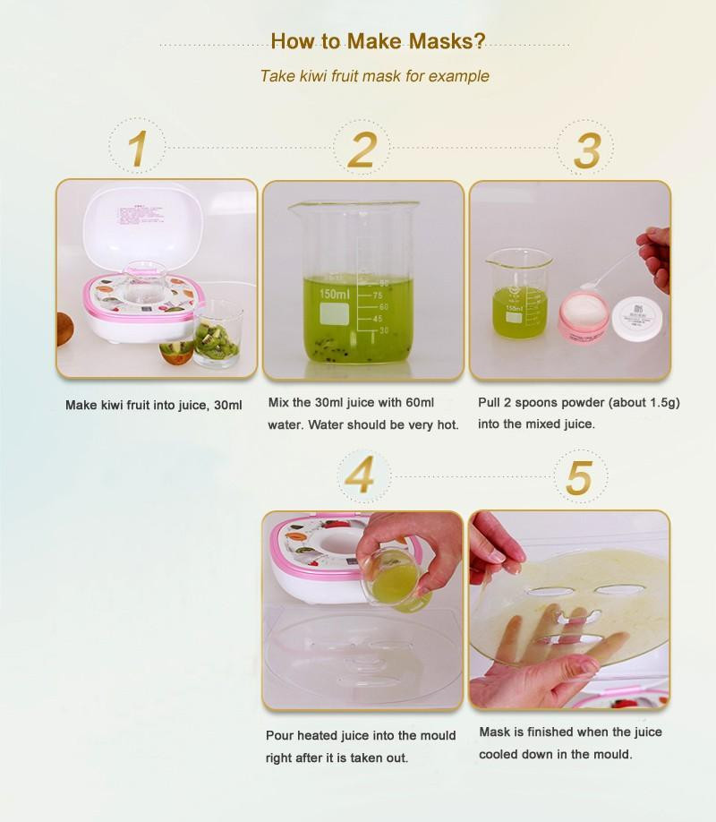 DIY Collagen Mask  Collagen Powder 30G Accessories For Diy Fruit Facial Mask