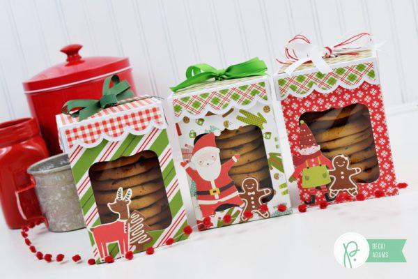 DIY Cookies Box  Easy DIY Cookie Box Pebbles Inc
