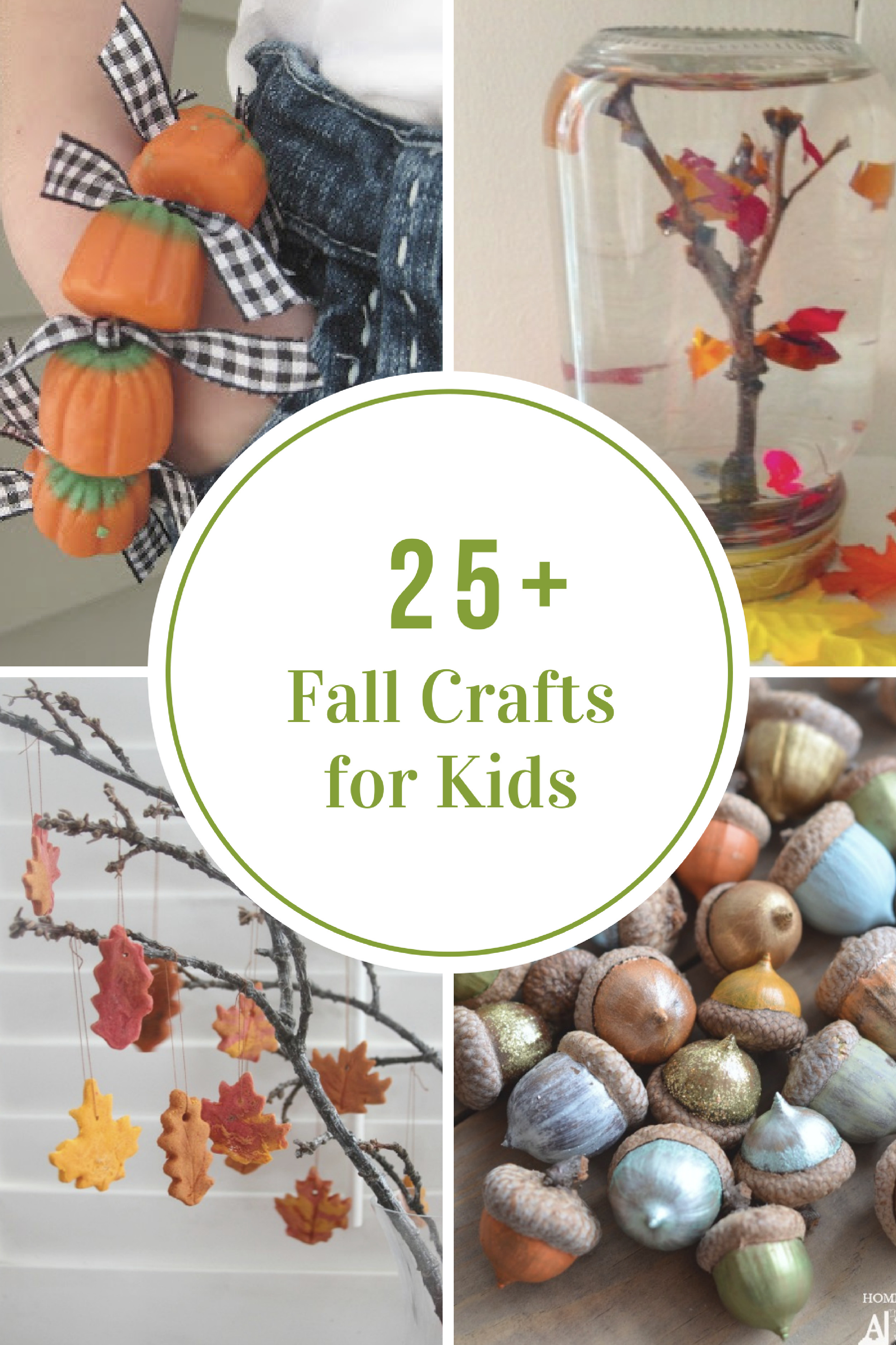 DIY Crafts For Kids  Fall Crafts for Kids The Idea Room