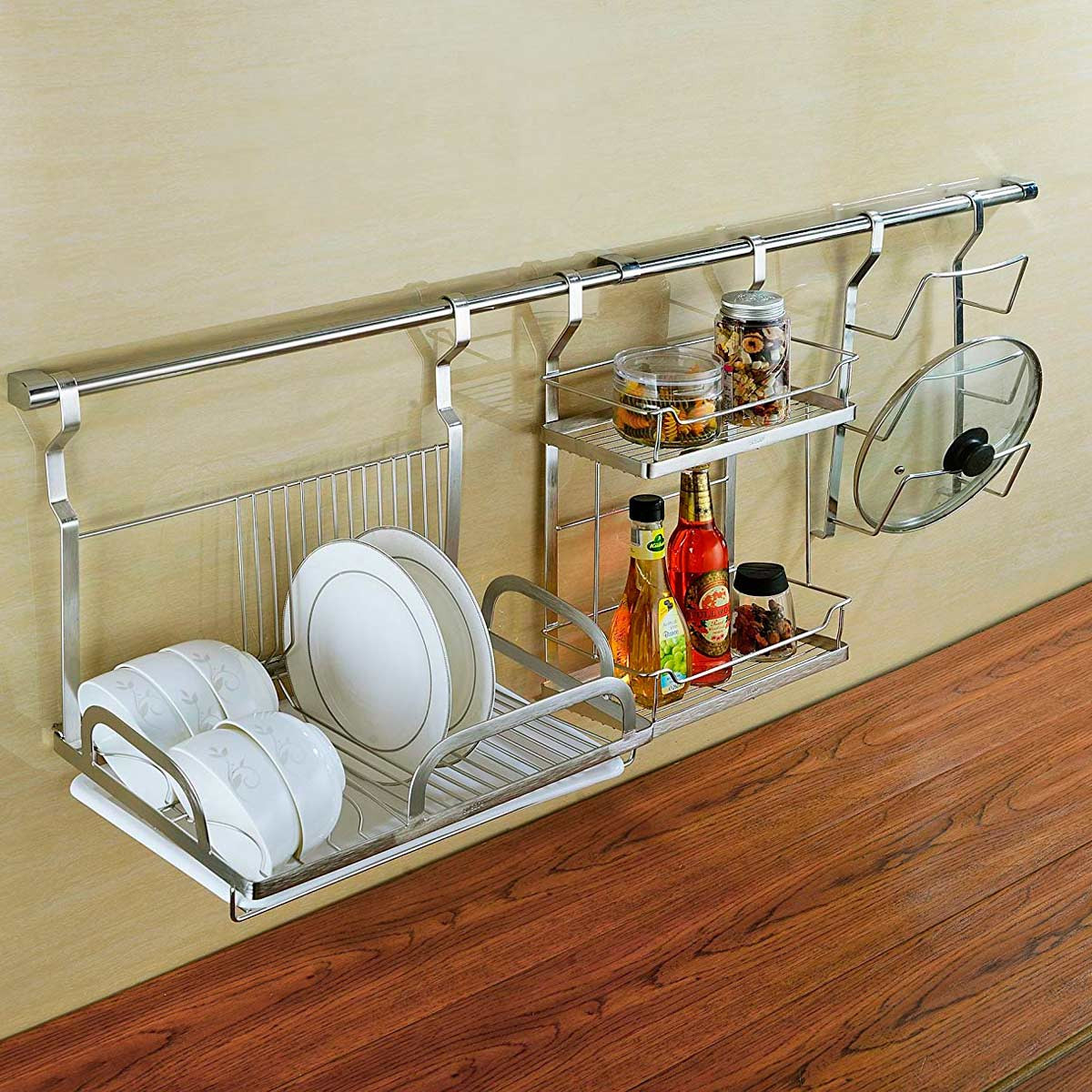 DIY Dish Drying Rack  Our 10 Favorite Dish Drying Racks Family Handyman