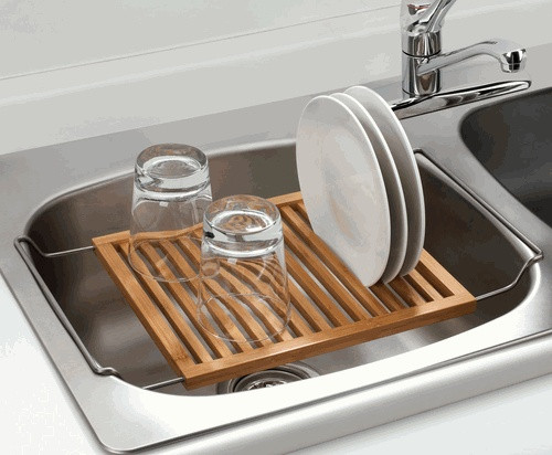 DIY Dish Drying Rack  25 Best Ideas about Dish Drying Racks on Pinterest