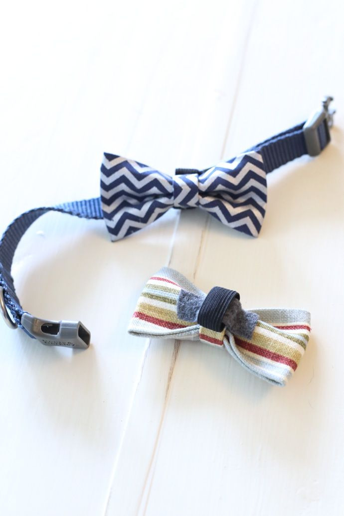 DIY Dog Bow Ties  Best 25 Dog bandana ideas on Pinterest
