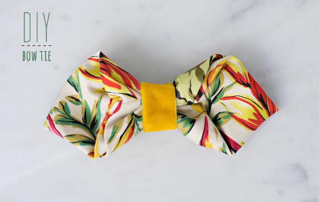 DIY Dog Bow Ties  DIY Pleated Bow Tie Green Wedding Shoes