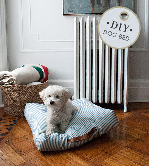 DIY Doggie Bed  16 DIY Dog Bed Projects DIY Cat Houses That Are The Cat