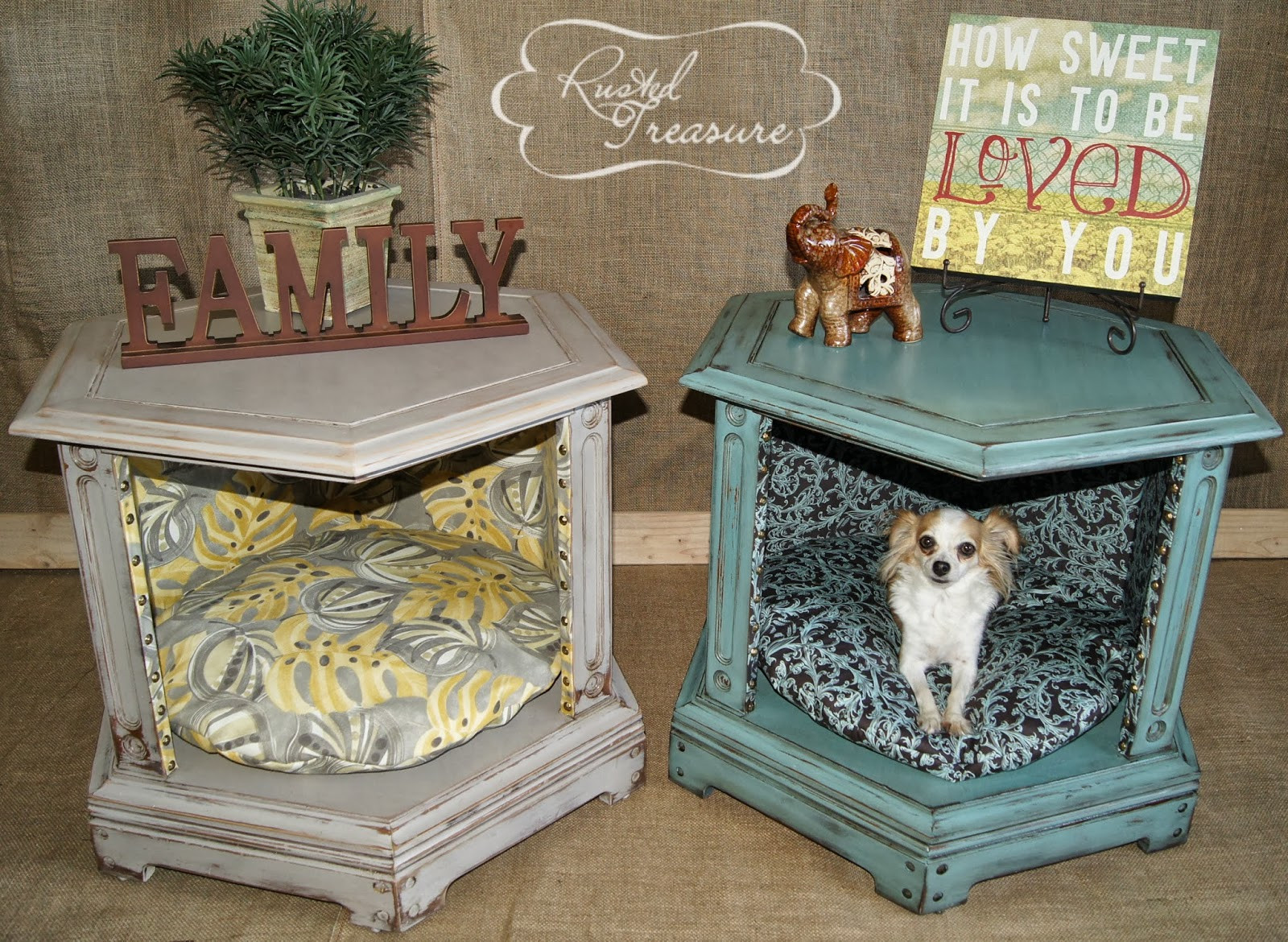 DIY Doggie Bed  Purr fect DIY Cat and Dog Bed Ideas Bite Sized Biggie