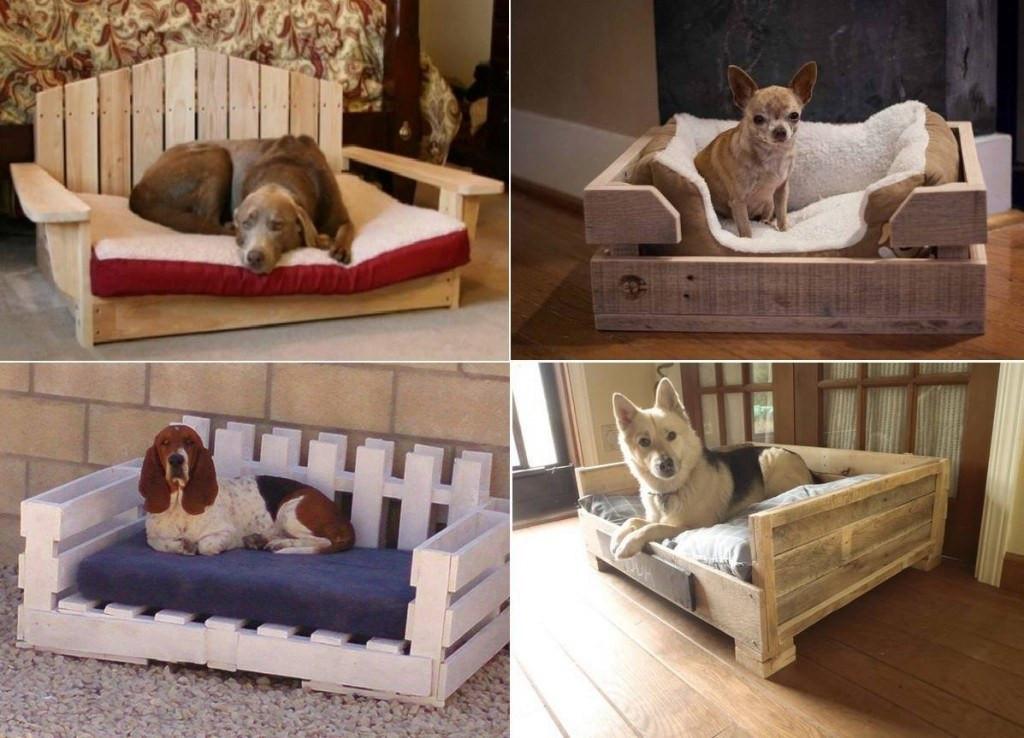 DIY Doggie Bed  20 Fantastic Pet Bed ideas