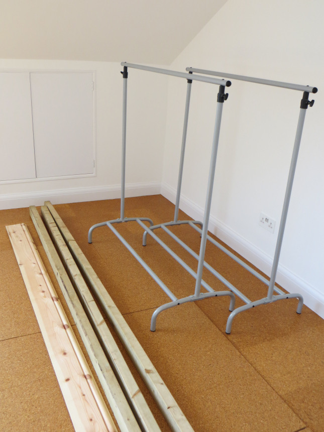 DIY Drying Rack  Wooden drying rack bed bath and beyond Plans DIY How to