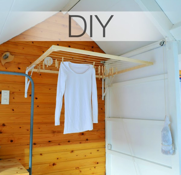 DIY Drying Rack  Gem & Em DIY foldable drying rack