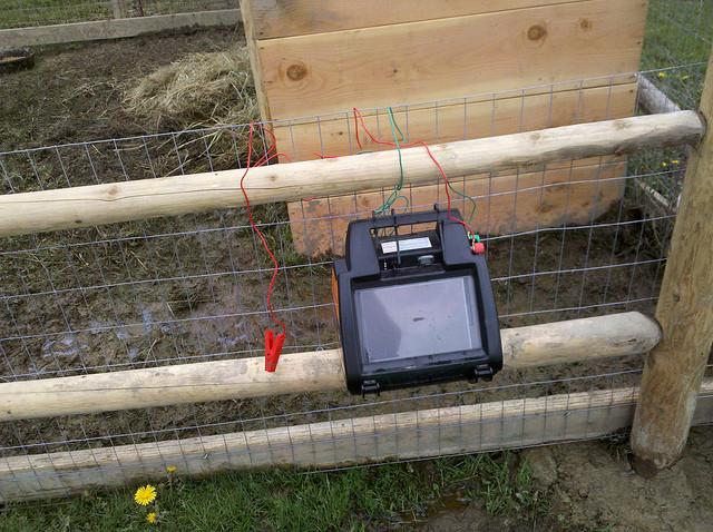 DIY Electric Dog Fence  Diy Solar Electric Fence For Pigs