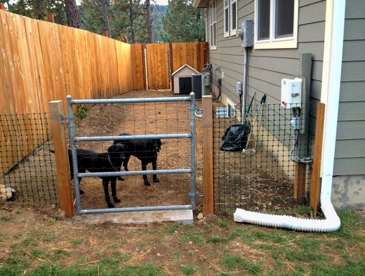 DIY Electric Dog Fence  Dog Fences Outdoor DIY To Keep Your Dogs Secure