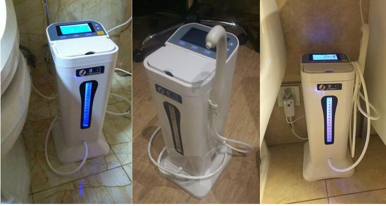 DIY Enema Kit  Portable enema kit colon irrigation device HC 1503
