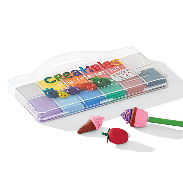 DIY Eraser Kit  Great Gift Ideas for Tween Girls