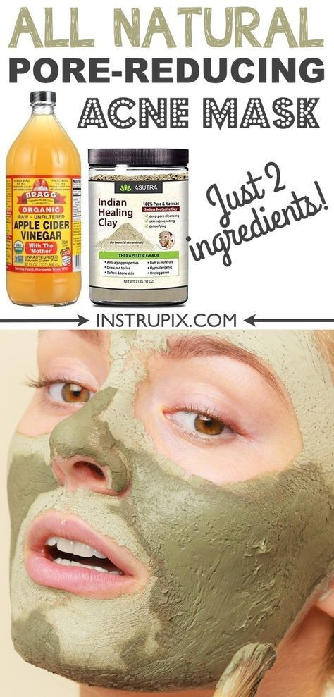 DIY Face Masks For Blackheads  Homemade Face Mask For Acne and Blackheads 2 ingre nts