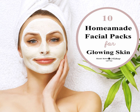 DIY Face Masks For Glowing Skin  10 Best Homemade Face Masks For Glowing Skin & Clear Skin