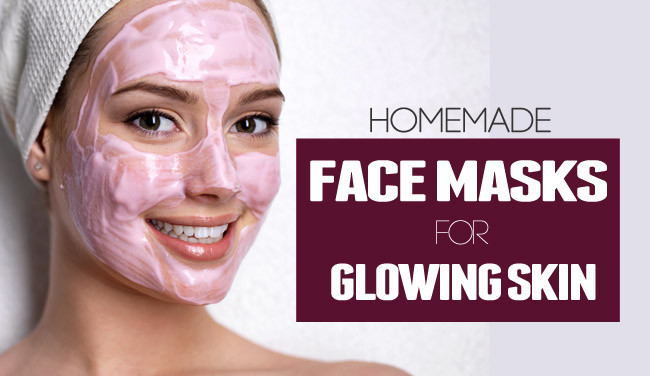 DIY Face Masks For Glowing Skin  Quick and Easy HomeMade Face Masks for Glowing Skin Tips