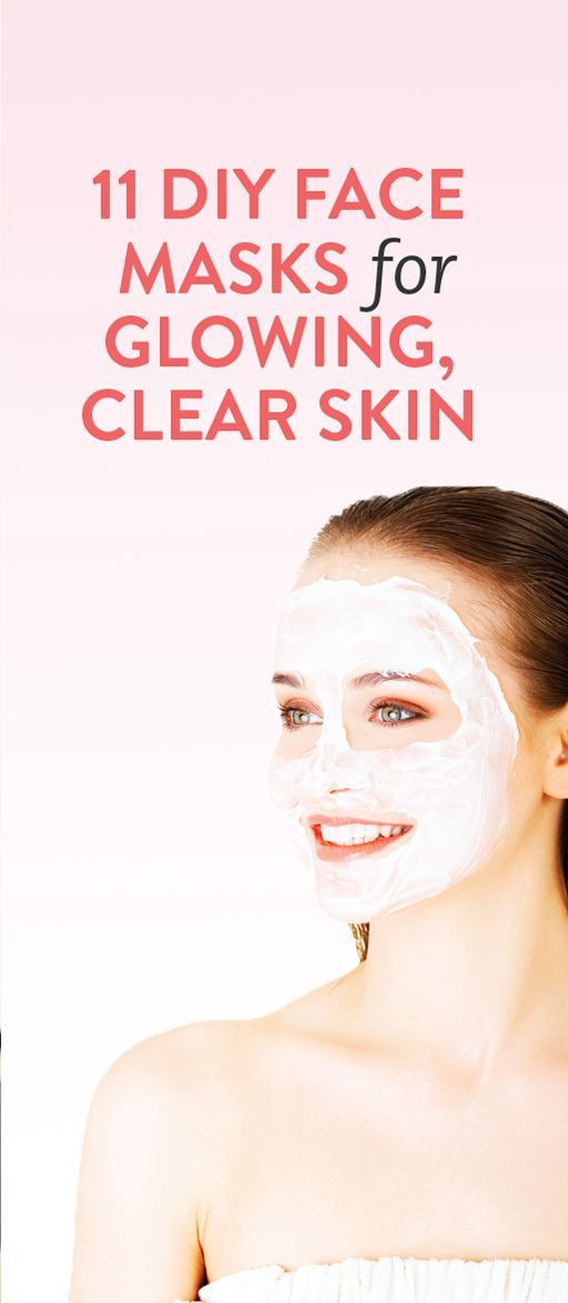 DIY Face Masks For Glowing Skin  WE HEART IT 11 DIY Face Masks for Glowing Clear Skin