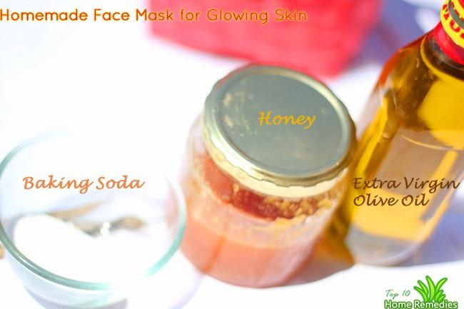 DIY Face Masks For Glowing Skin  DIY Homemade Face Mask for Glowing Skin
