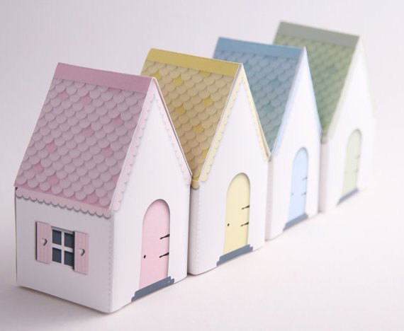 DIY Favor Box  Fairy Party Favor Boxes DIY Gift Box Fairy Party Favors