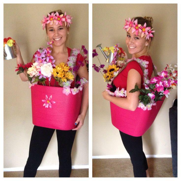 DIY Flower Costume  25 Best Ideas about Flower Pot Costume on Pinterest