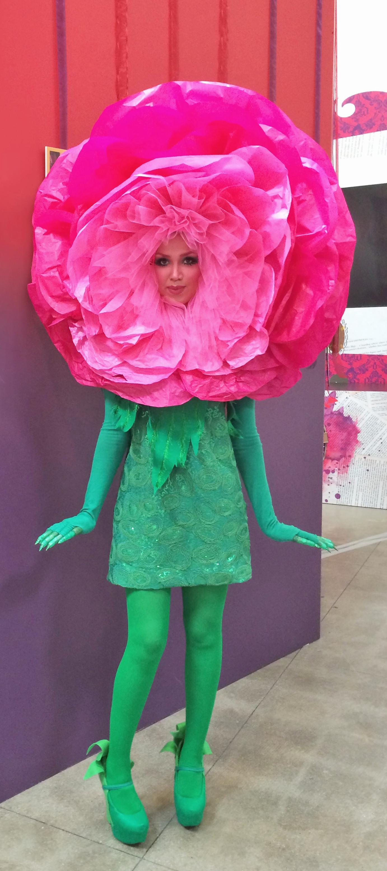 DIY Flower Costume  55 Flower Costume For Adults Daisy Doll Daisy Flower