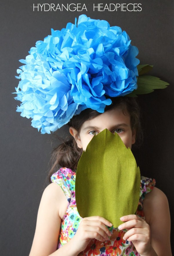 DIY Flower Costume  18 ways to craft an entire Halloween costume on your head