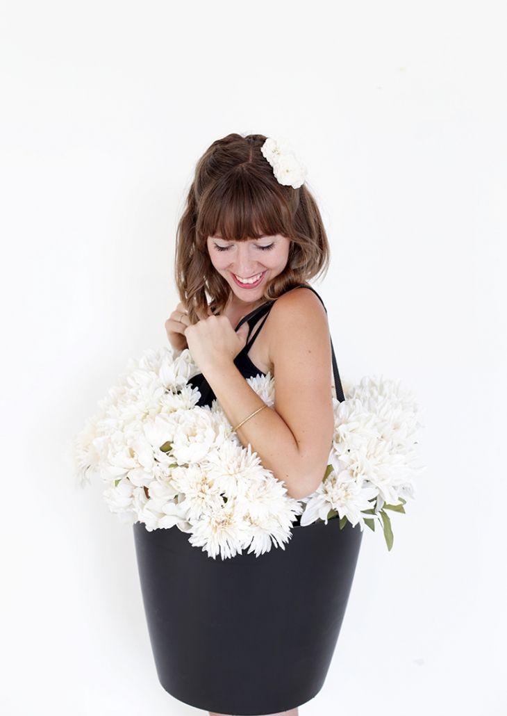 DIY Flower Costume  Best 25 Flower pot costume ideas on Pinterest