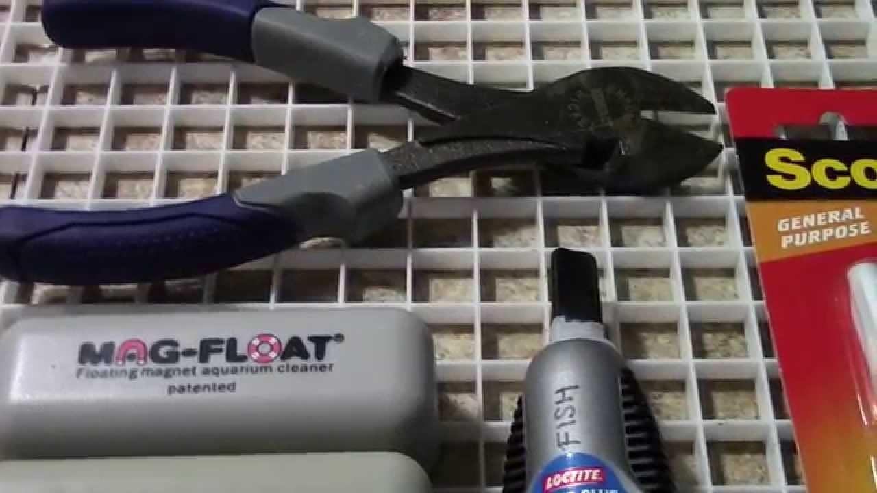 DIY Frag Rack  DIY FRAG RACK FOR CORAL REEF TANK