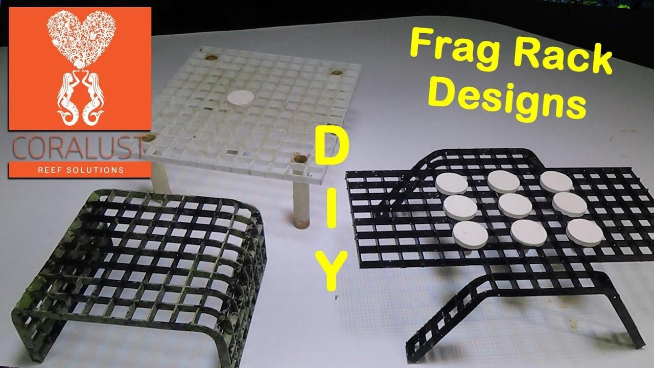 DIY Frag Rack  DIY Frag Rack Designs