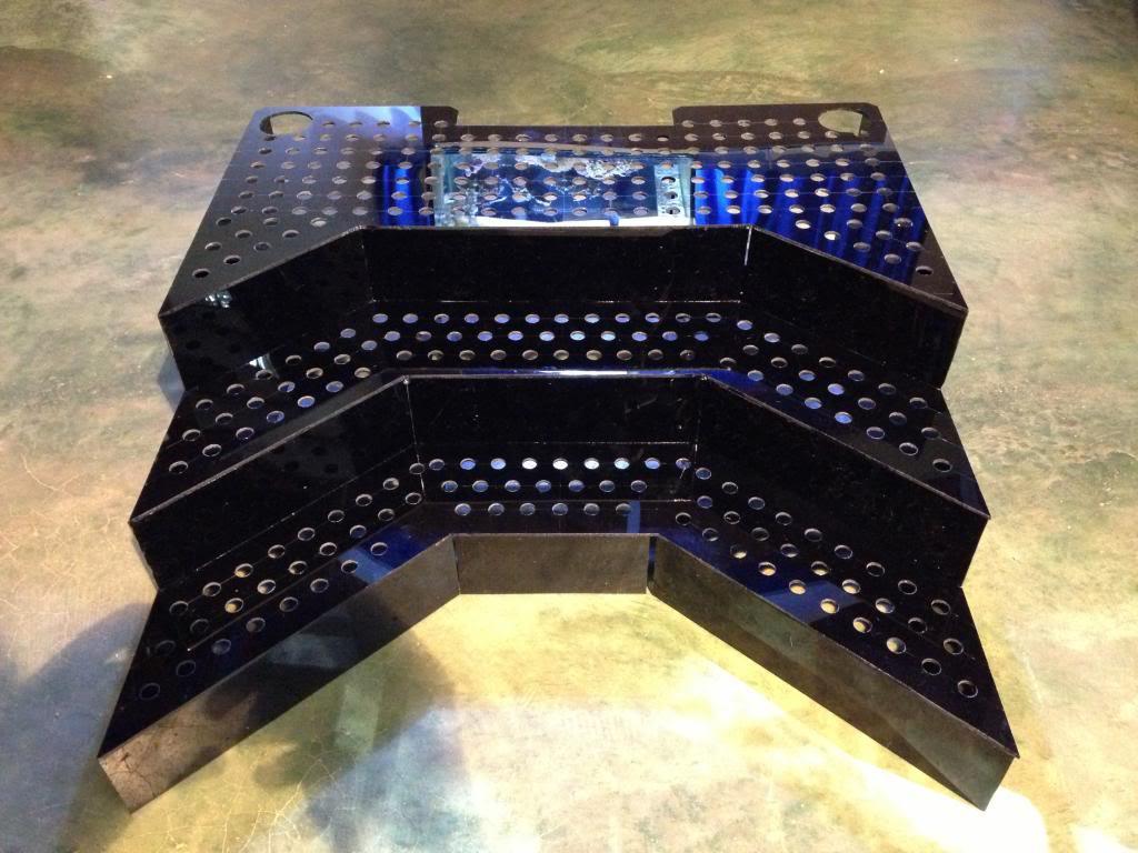 DIY Frag Rack  DIY frag rack build perfect fit