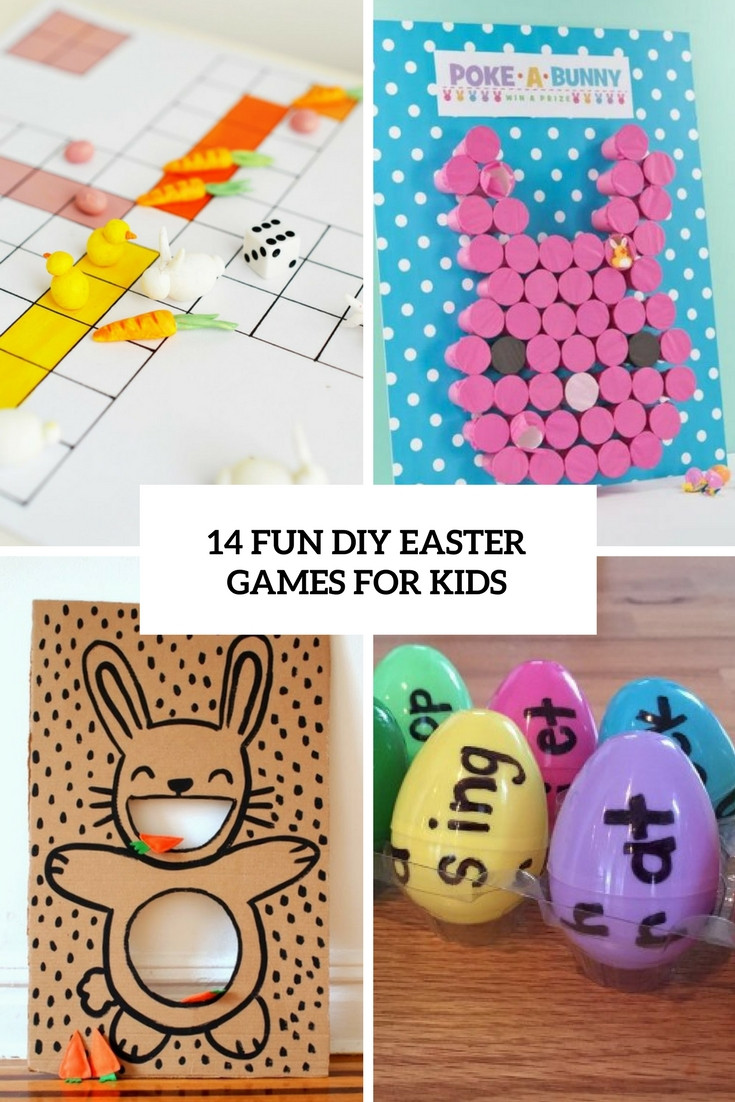 DIY Games For Kids  Shelterness cool design ideas and easy DIY projects