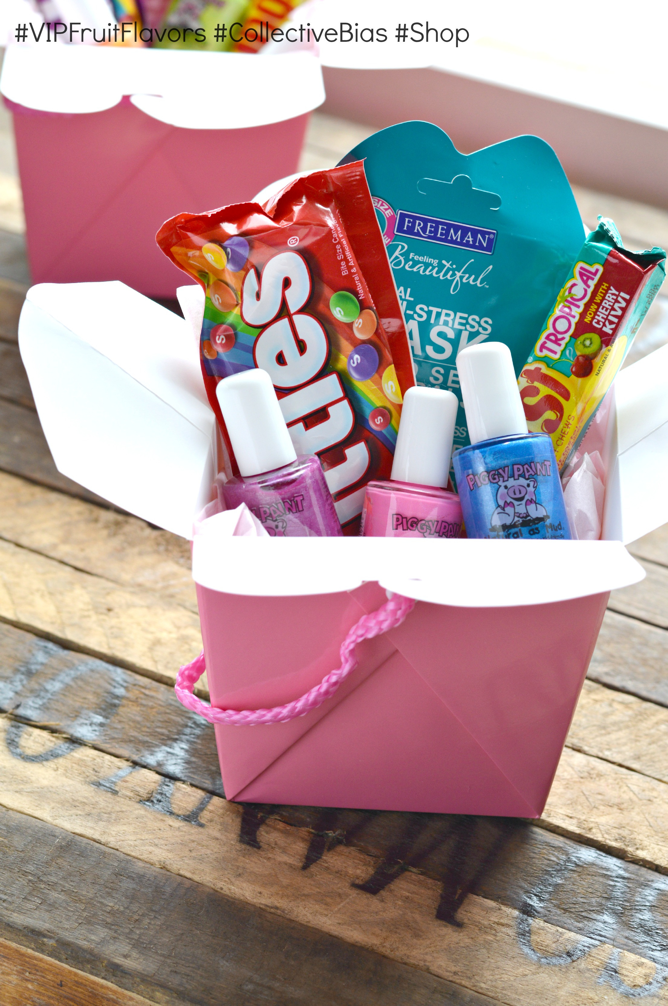 Diy Gift Ideas For Girls  Skittles & Starburst Make For Awesome DIY Gifts It s