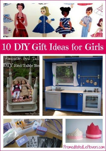 Diy Gift Ideas For Girls  10 DIY Christmas Gift Ideas for Girls
