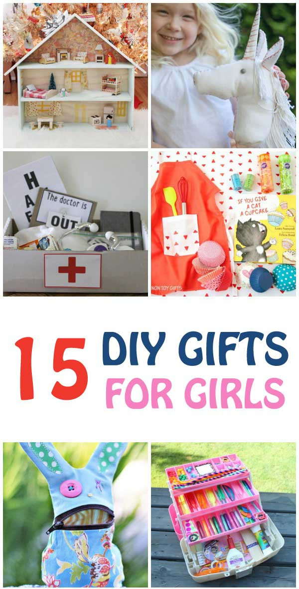 Diy Gift Ideas For Girls  DIY Gifts for Girls 15 Handmade Gift Ideas That Girls
