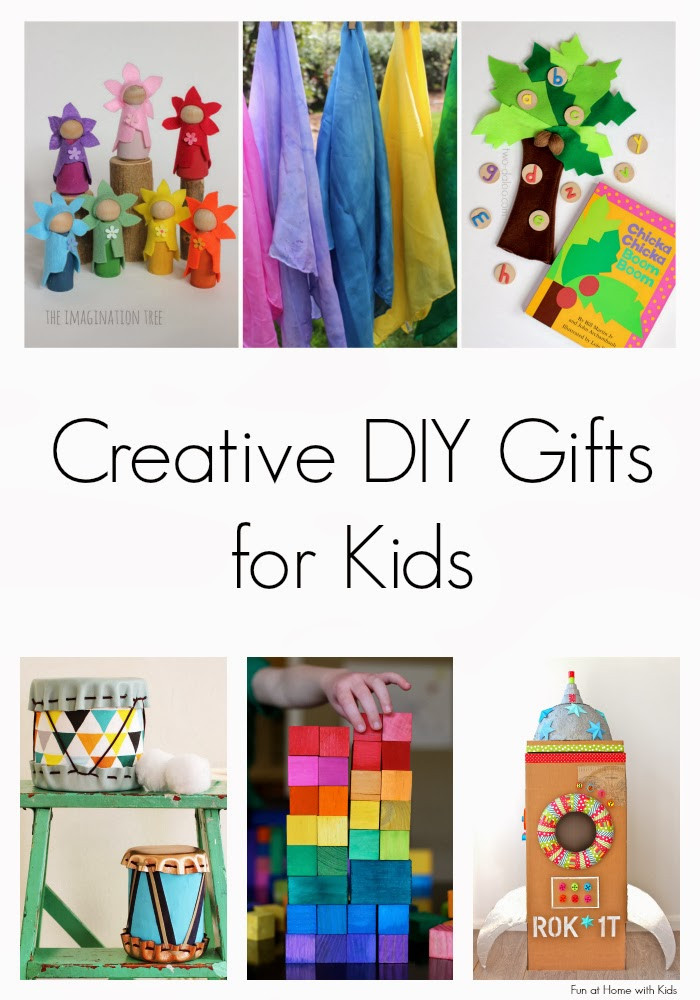 DIY Gifts For Kids  Creative DIY Gifts for Kids