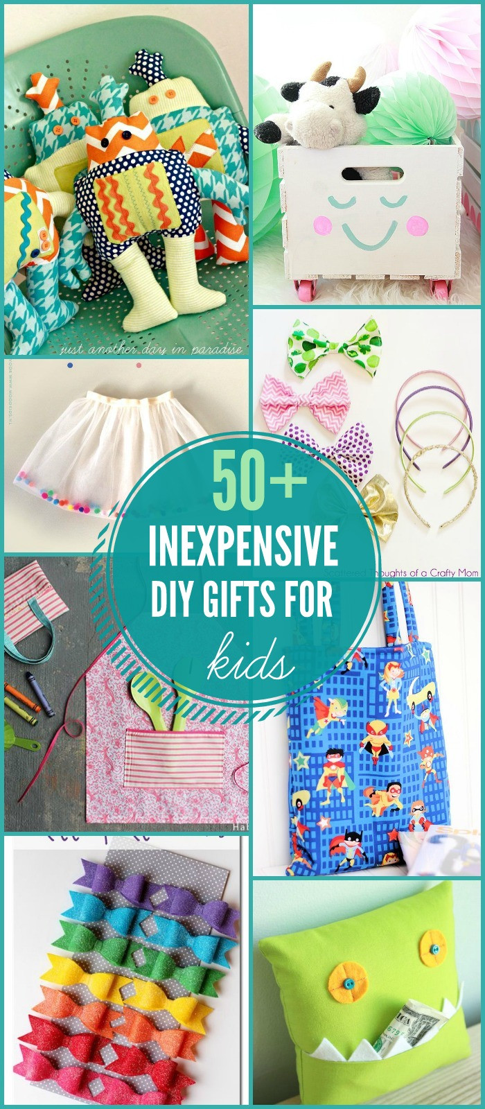DIY Gifts For Kids  DIY Gifts for Kids