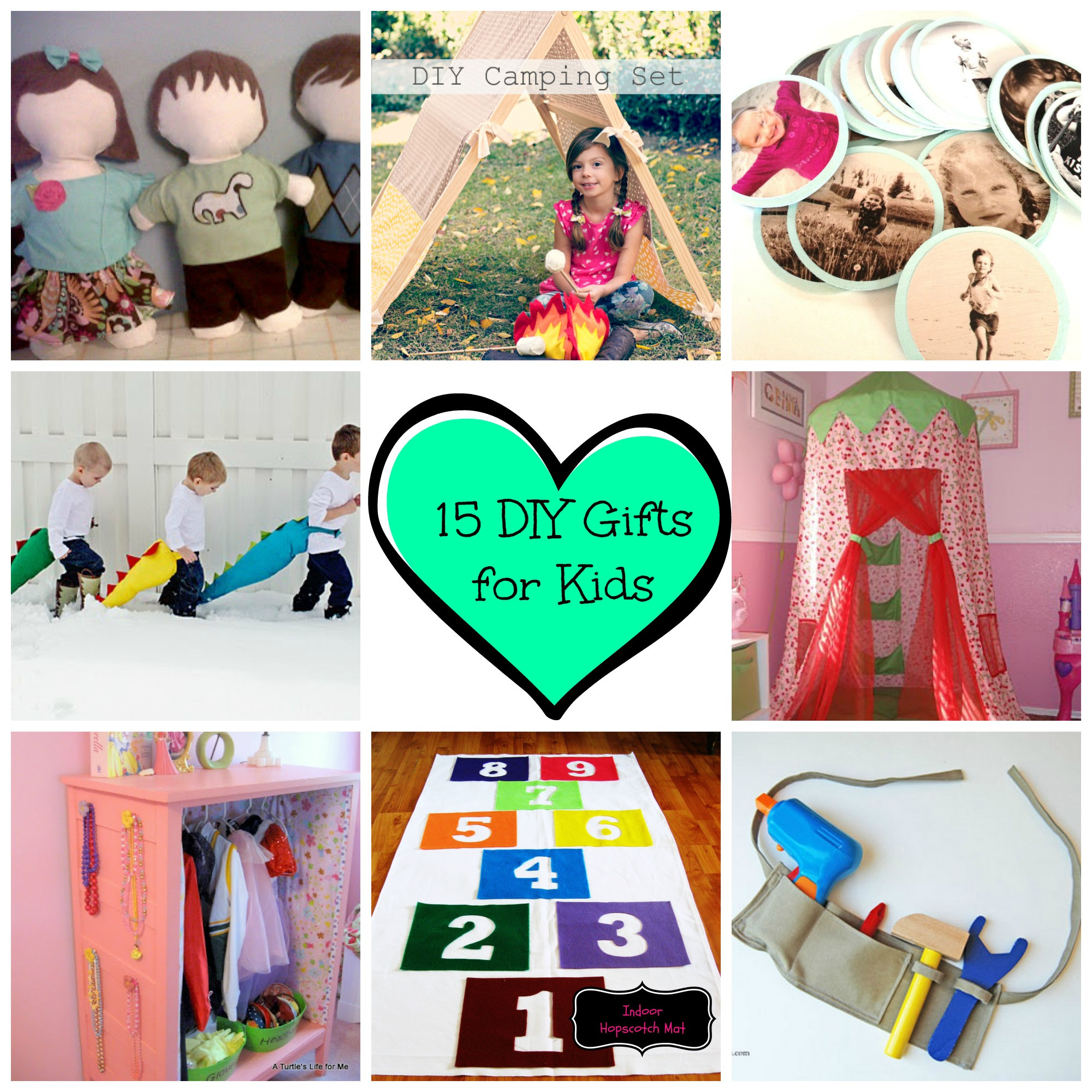 DIY Gifts For Kids  15 Great DIY Kids Gifts – Somewhere in the Middle
