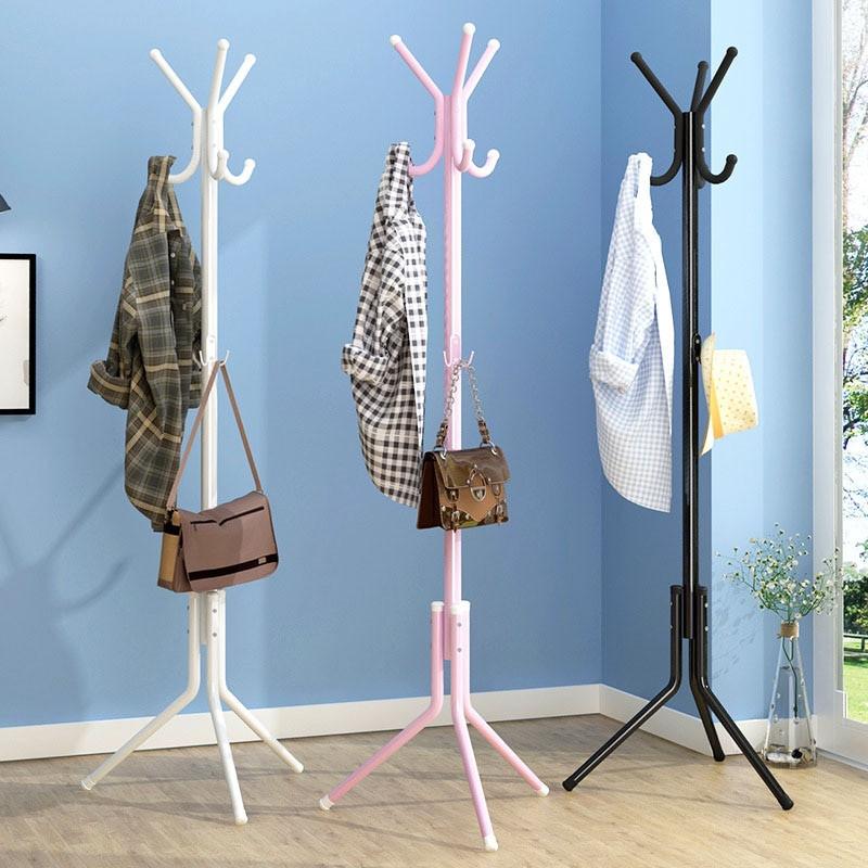 DIY Hanger Rack  DIY assembly Coat Rack Portable Hanger Racks