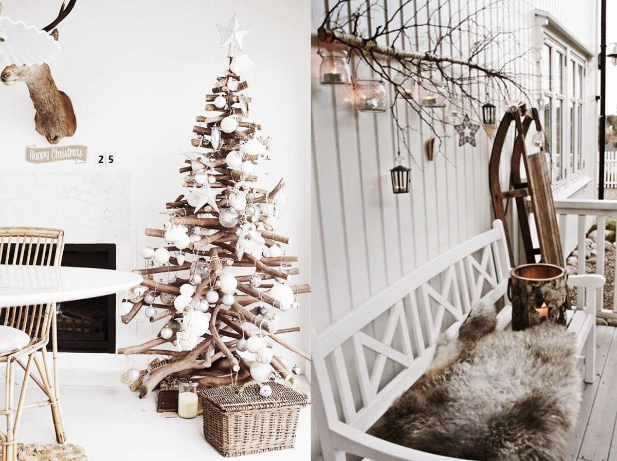 DIY Home Decorating Pinterest  christmas decoration inspiration diy xmas t ideas